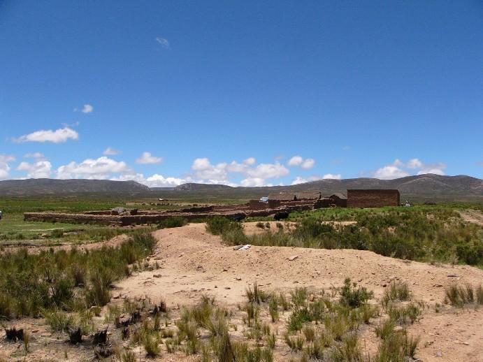 Altiplano Cordillere des Andes