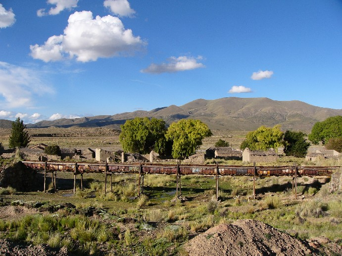 village Altiplano
