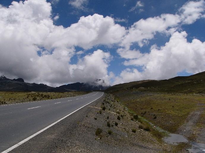 route Coroico