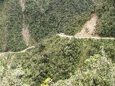 coroico bolivie