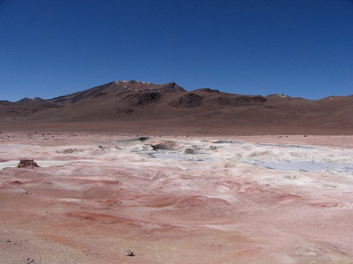 geysers bolivie