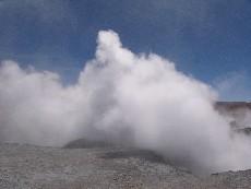 geysers sol de manana bolivie